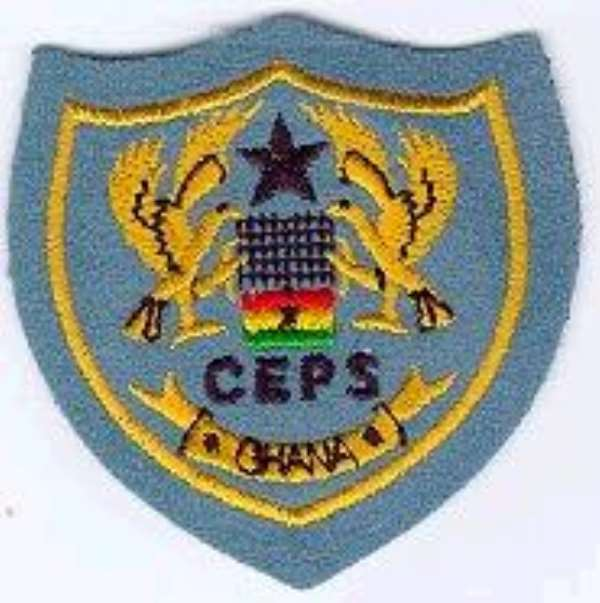 Top CEPs Official Cited in Car Theft