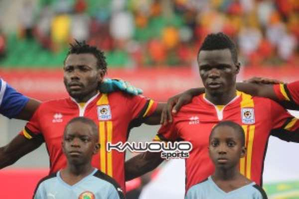 AFCON 2017: 'Naive' Uganda defender Isinde apologizes for costly error against Ghana