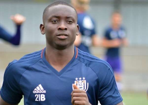 Dauda Mohammed Scores For Anderlecht Reserve Side In Win Over Royal Excel Mouscron