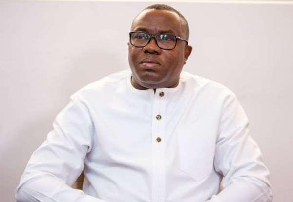 Samuel Ofosu-Ampofo – Chairman of NDC