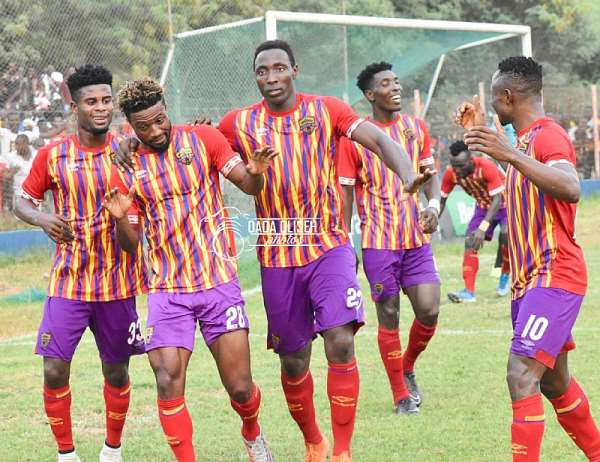 Match Report: Resilient Hearts Of Oak Climb From Behind To Beat Liberty 2-1