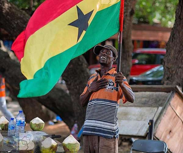 "2020 ELECTION: ""Arise Ghana Youth For Your Country"" [Part II]"