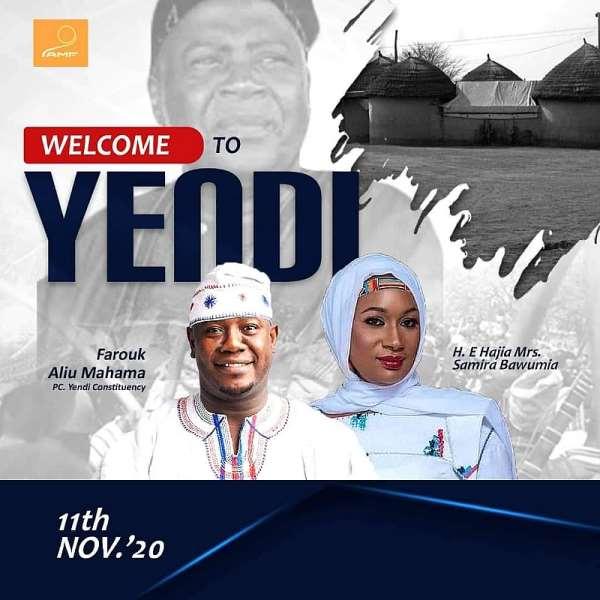 Samira Bawumia To Launch 'Zongo Laafia' In Yendi