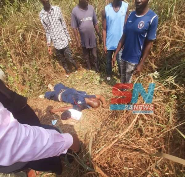 Robbers kill policeman escorting Bullion Van