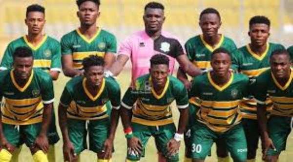 GHPL: Ebusua Dwarfs confident of defeating Asante Kotoko on Wednesday