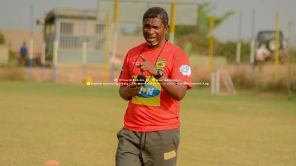 GHPL: We Are Ready For Hearts of Oak Encounter On Sunday - Maxwell Konadu