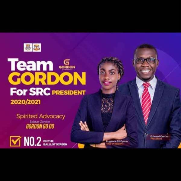 Edward Gordon, UCC SRC Presidential Candidate writes: Partnering Nduom School of Business is a progressive move—UCC management deserves commendation