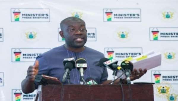 Information Minister of Ghana