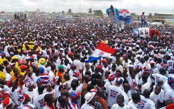 NPP To Hold Primaries In Amasaman On December 15