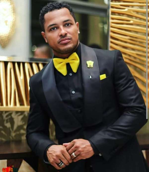 My son hopes to play for Barcelona, Black Stars - Van Vicker (Video)