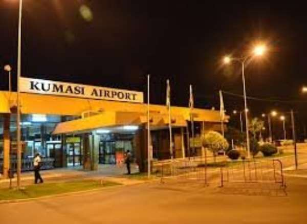 Parliament Approves 64million Euro Credit Facility For Kumasi Airport
