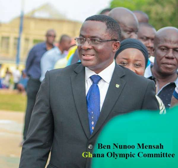 GOC President Urges Women To Take Up Leadership Roles In Sports