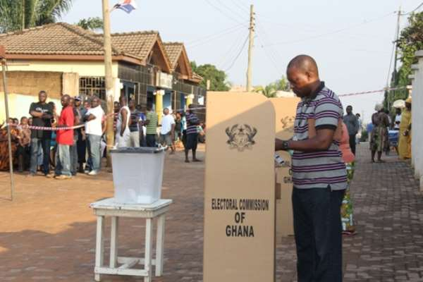 Who Deserves your Vote On December 7? - Ghana's Future Is On Your Finger Tips