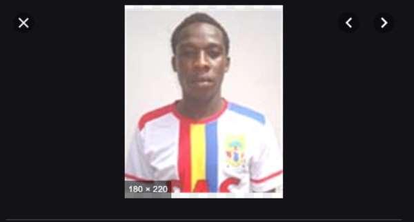Former Hearts Of Oak's Midfielder Sarbah Laryea To Join Asante Kotoko