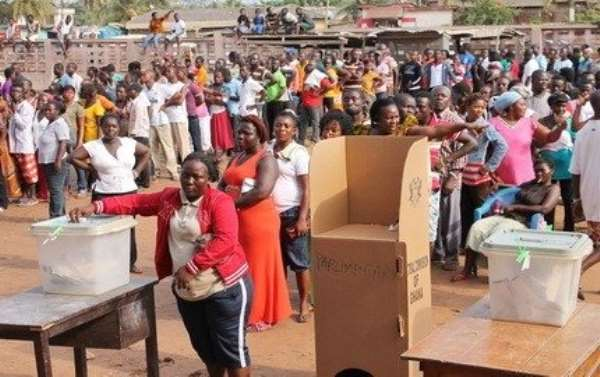 Hamile to Elubo - observations, rantings, and learnings from the 2020 general elections