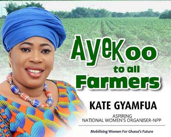 NPP Women's Organizer Hopeful Wishes Farmers And Fishermen Well