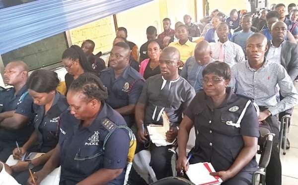 BoG Schools Police On Banking Services