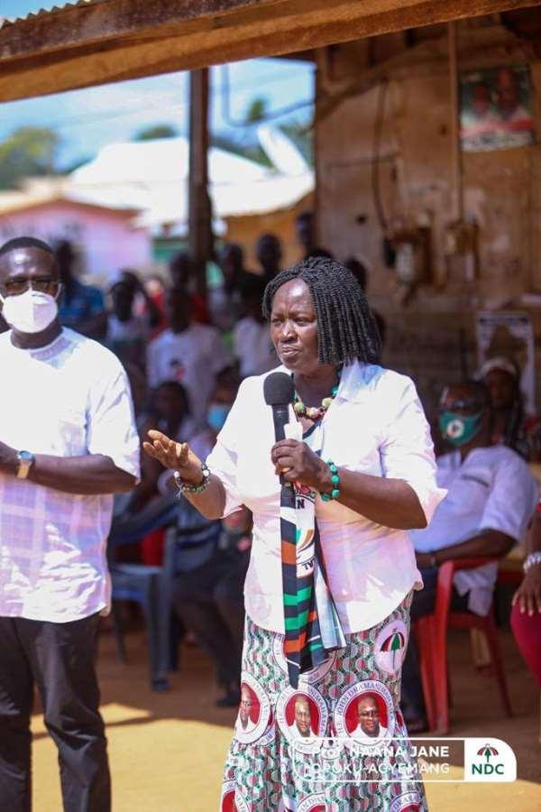 Reject vote buyers — Prof. Naana Jane to Ghanaians
