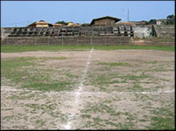 Encountering Soccer At Gyandu Park