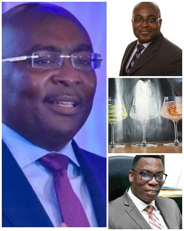 NIC Holds 2019 'Chairman's Cocktail' With Bawumia