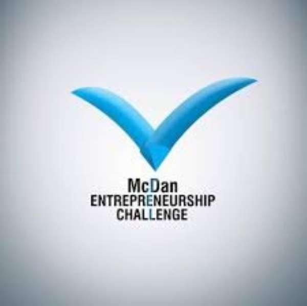 McDan Entrepreneurship Challenge Season 2 Entries Opened