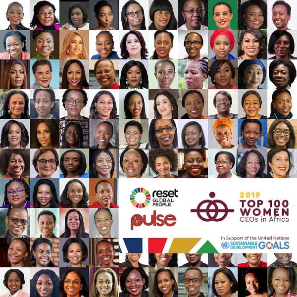 Top 100 Women CEOs In Africa Inaugural List Announced By Reset Global People And Avance Media
