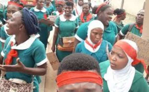 National Service Rotation Nurses Threaten Strike Over 9months Unpaid Allowances