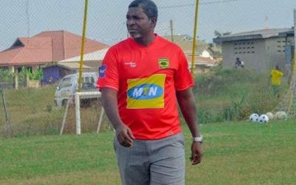 I Will Not Overhaul Asante Kotoko - Maxwell Konadu Pledges