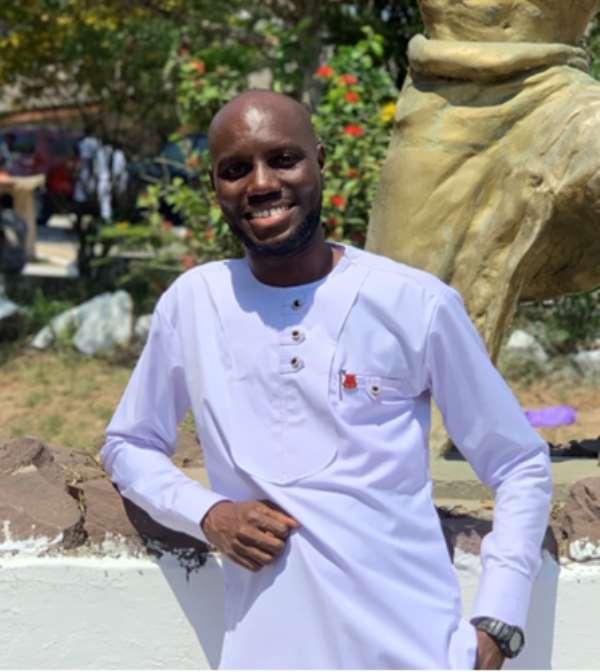 Cornelius Mensah-Onumah, The Author