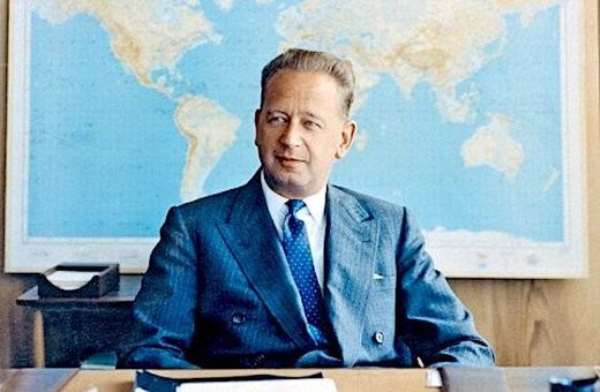 Sweden Wants Hammarskjoeld's Death Investigated Anew