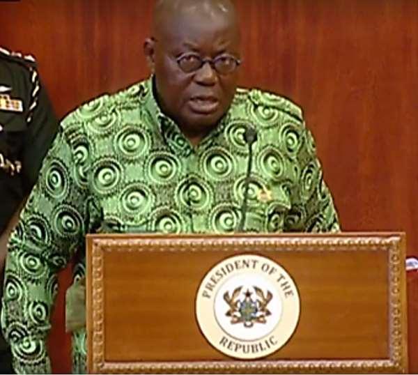 President Nana Addo Dankwa Akuffo-Addo
