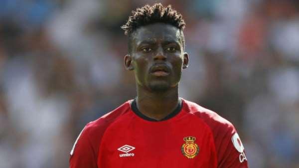Black Stars Debut Was A Dream Come True, Says Real Mallorca's Iddrisu Baba