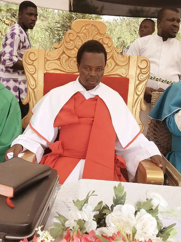 E/R: Prophet Larbi Urge Ghanaian Youth To Respect Authorities