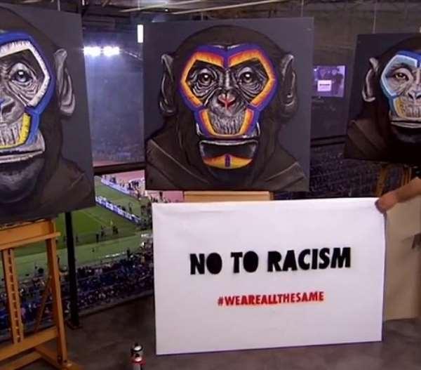 Serie A Unveil Anti-Racism Campaign [PHOTOS]