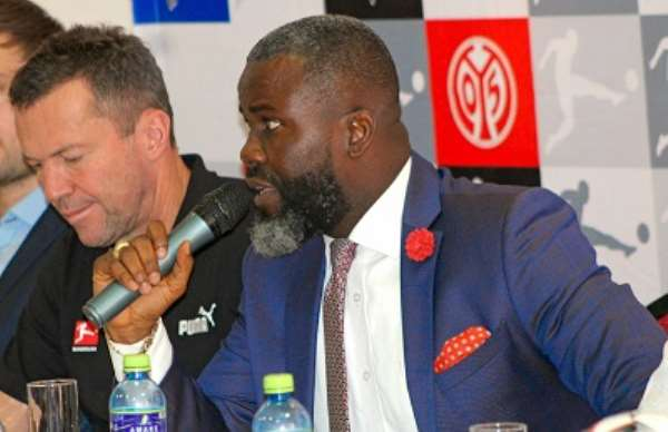 AstroTurfs Are Not Good For Developing Ghana Football, Says Osei Kuffour
