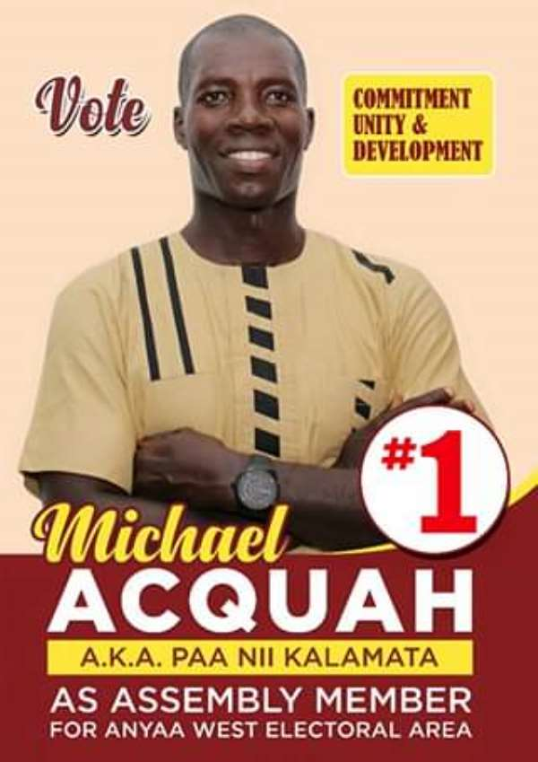 Assembly Elections: Development, Security Are My Priorities — Anyaa Aspiring Assemblymember