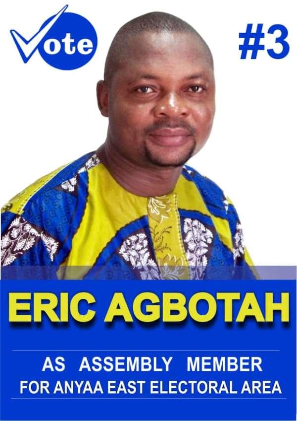 Assembly Elections: I'll Address Developmental Challenges - Anyaa East Aspirant Assure Residents