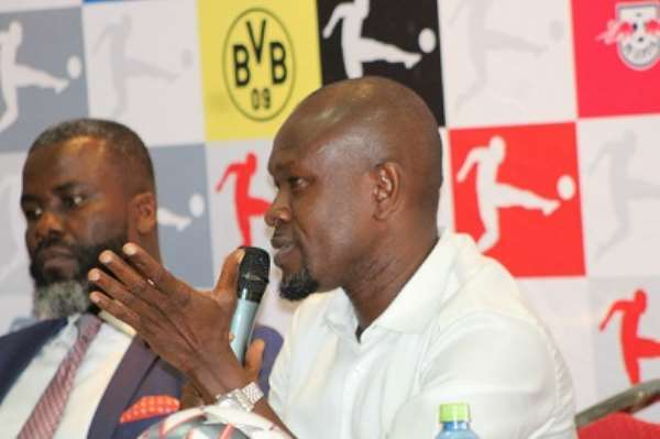 Injuries Forced Me Into Early Retirement - CK Akunnor Reveals