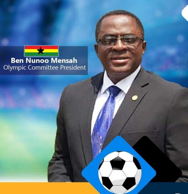 GOC President Wishes Ghana Sportsmen And Women Merry Christmas And A Prosperous 2020