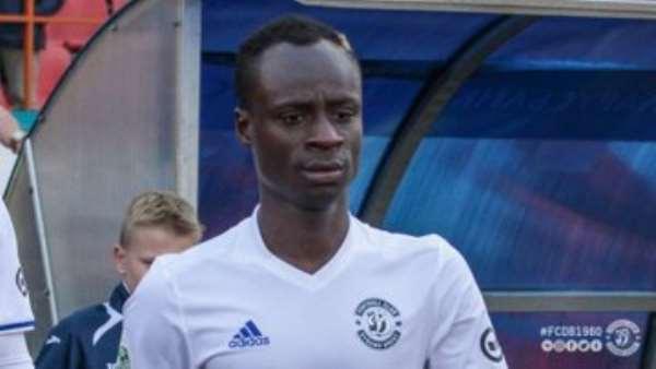 Stellenbosch FC Cancel Contract With Ghana's Dickson Afoakwa