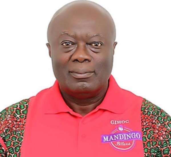Mr. Maxwell Kofi Jumah: A Twinkle, Twinkle Big Star Shining Over GIHOC