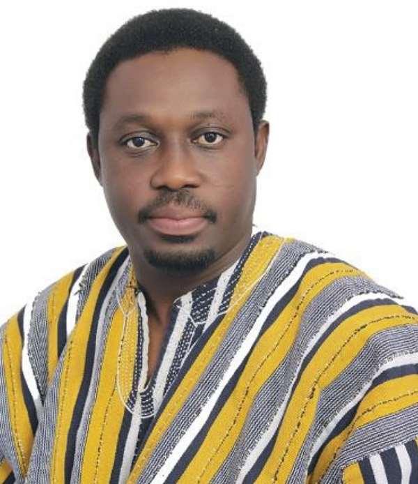 Nadowli/Kaleo MP Elect, Anthony Mwinkaara Sumah