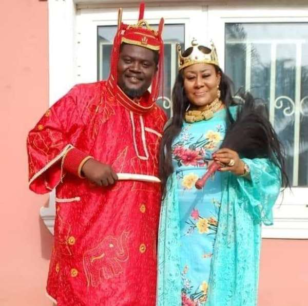 Bayelsa-born Nollywood Actor Completes brand New house in yenagoa.