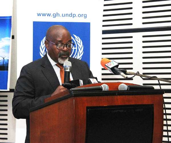Stakeholders Commit To Ghana's Green Climate Fund Country Programme