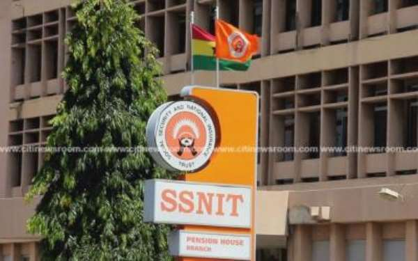 SSNIT Increase Pensions By 11 %