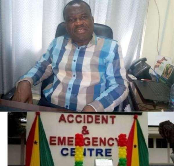 Ban Okada To Reduce High Casualties — Medical Association