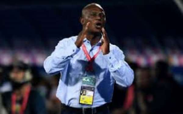 BREAKING NEWS: Kwesi Appiah Sacked As GFA Dissolves All Technical Team Of National Teams