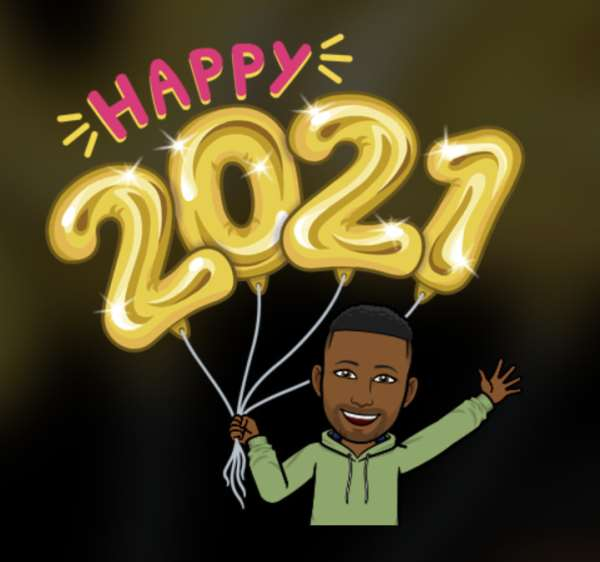 Kwaku Azar's New Year Message
