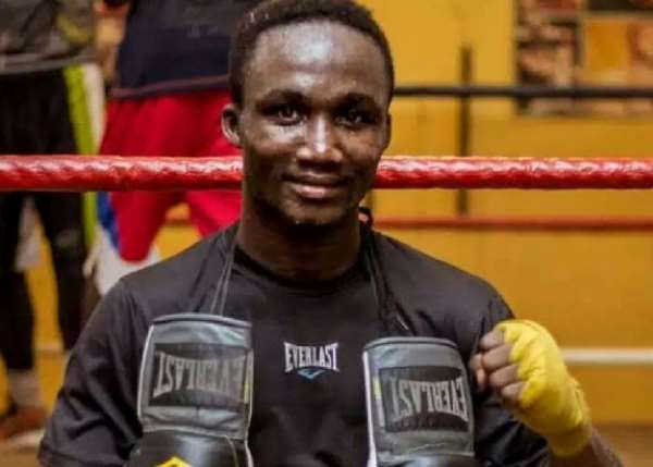 Ghanaian boxer Manyo Plange rated number 2 by WBA