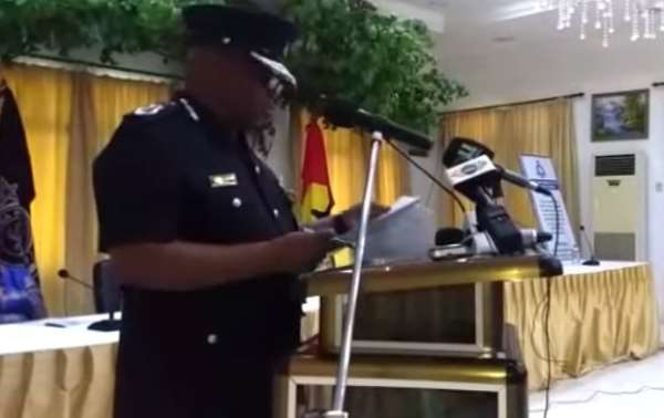 Let's Maintain The Peace For2020 Elections - IGP AppealsTo Ghanaians